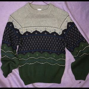 NWOT- Boys Christmas Sweater